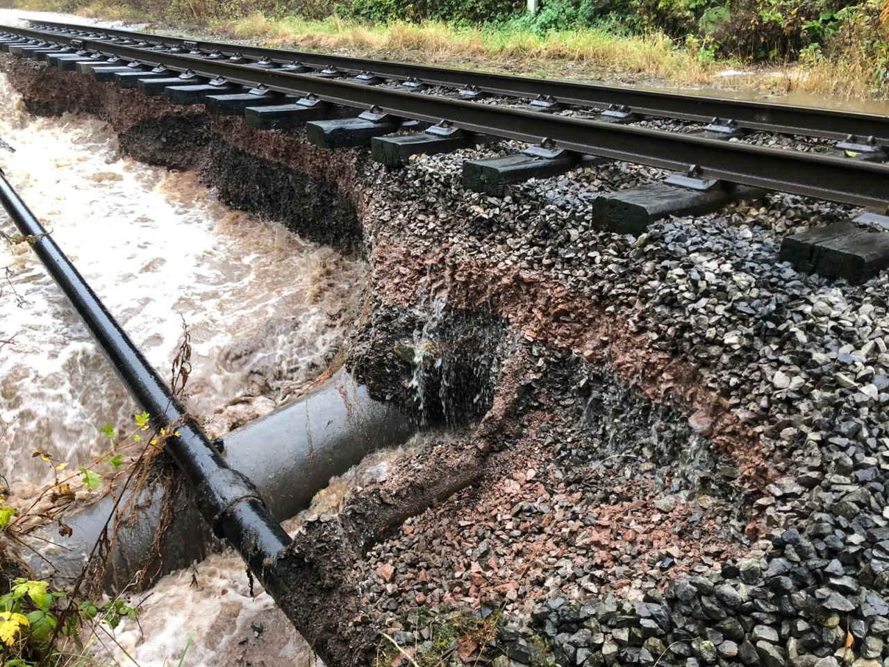 Churnet Valley Railway Consall