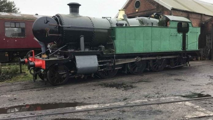 5239 nearly complete