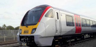 Greater Anglia New Trains completed bombadier