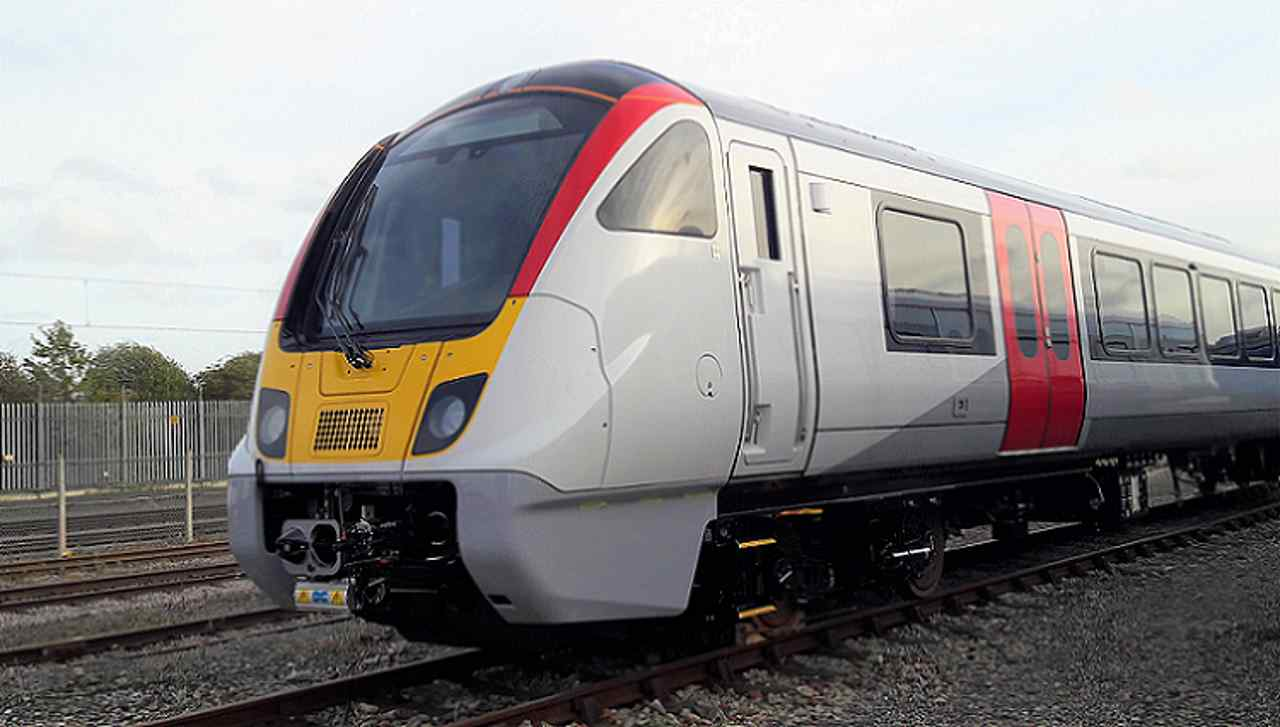 Greater Anglia New Trains - Colchester station access improvementscompleted bombadier