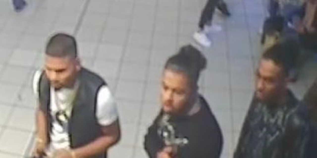 Bradford robbery