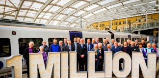 Northerns new trains carry 1 million passengers