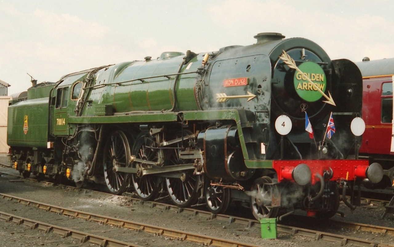 70014 Iron Duke