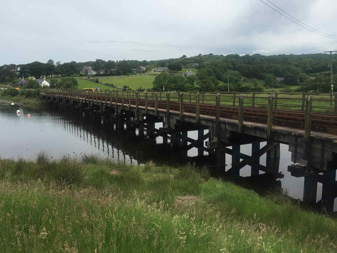 [NWR] cambrian coast River Artro Viaduct