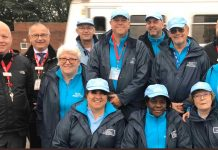 Greater Anglia Rail Pastors