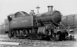 3127 at Newton Abbot in 1926 // Credit Unknown