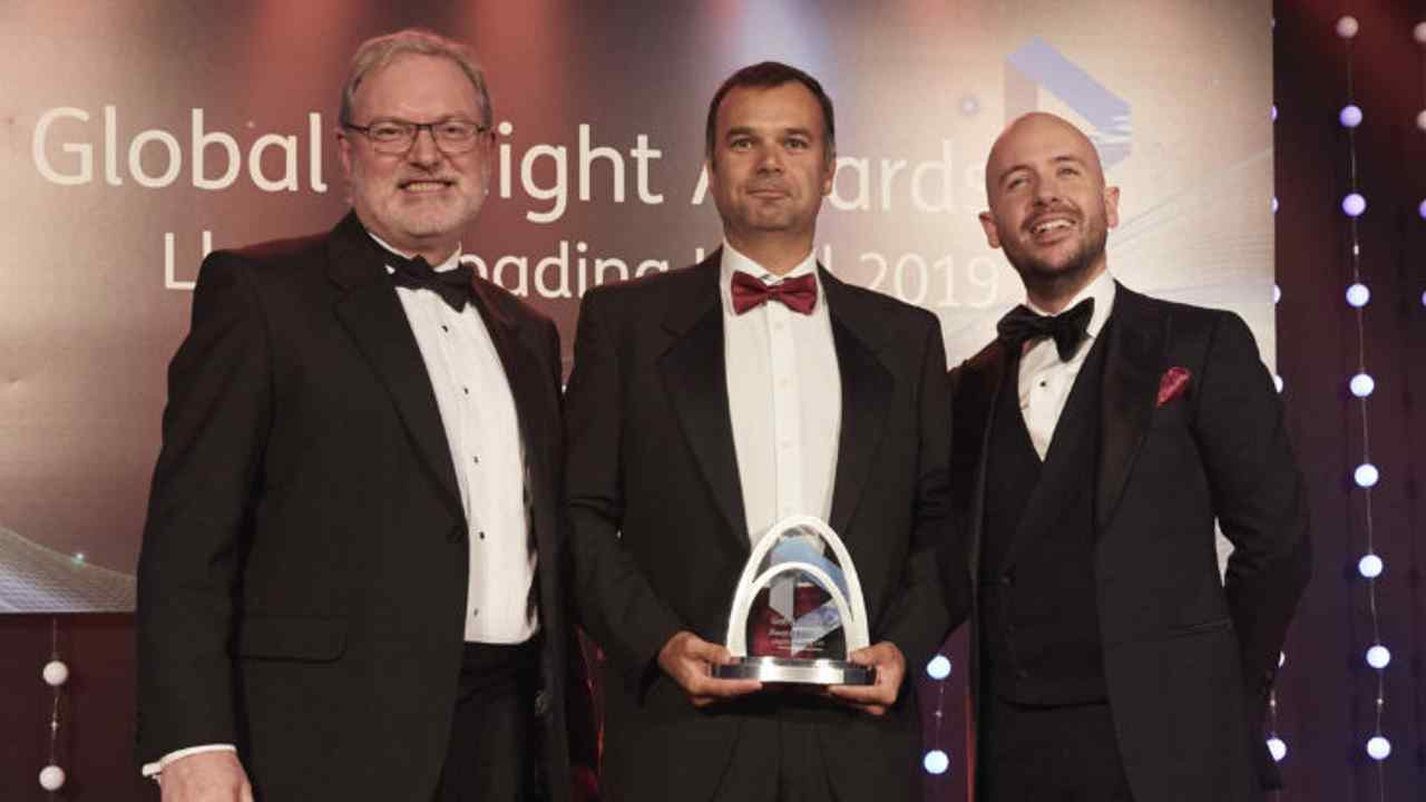Freightliner Rail Freight Operator of the Year