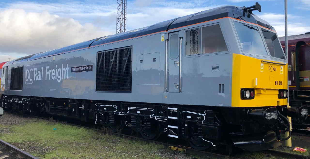 Class 60 60046