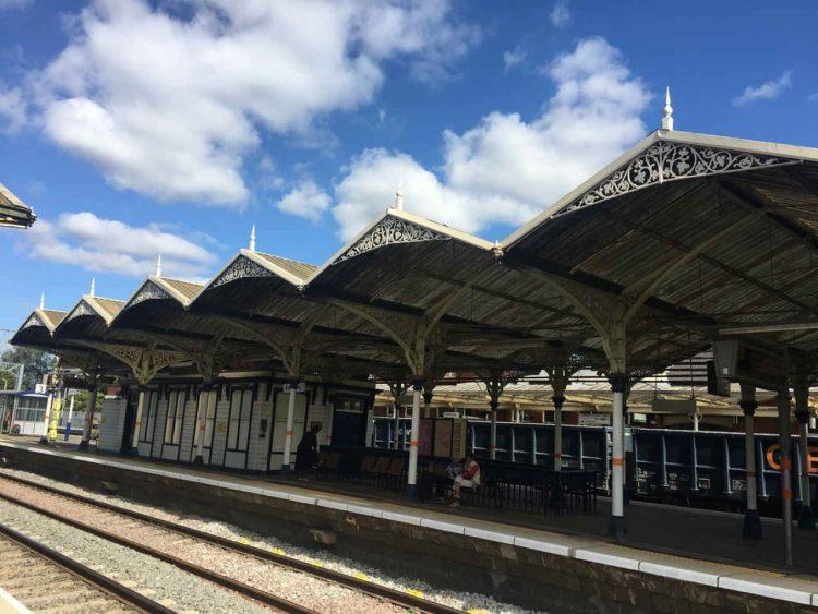 Kettering station upgrades