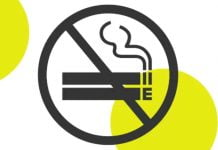 Merseyrail no smoking
