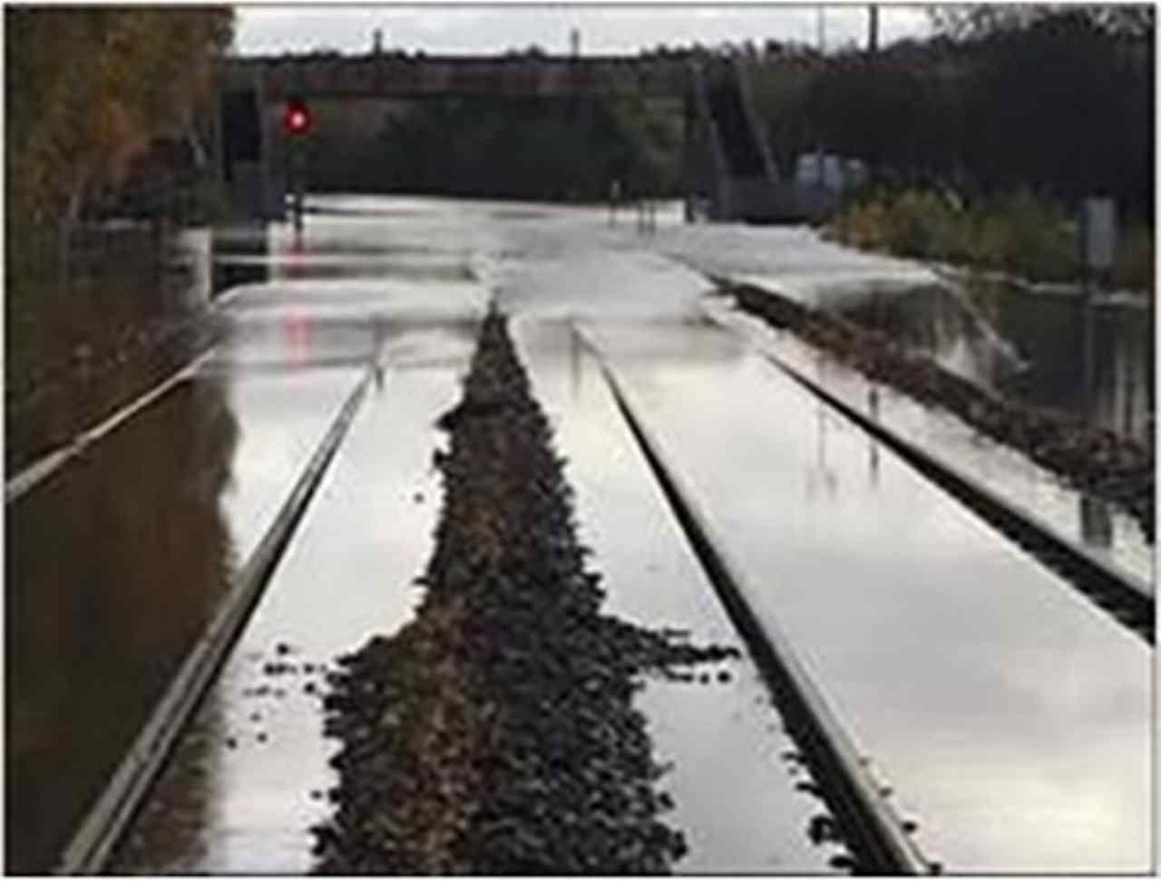 Northern flooding