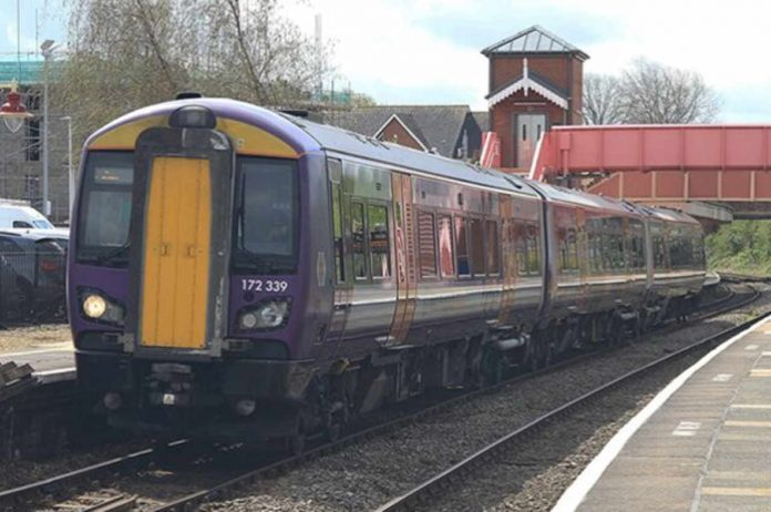 West Midlands Trains strike action