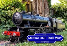 Wansford Miniature Railway