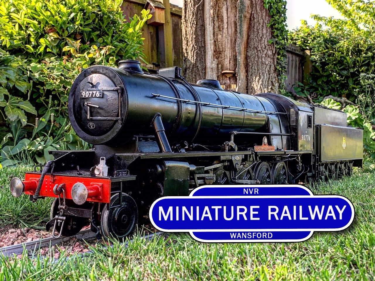 Wansford Miniature Railway