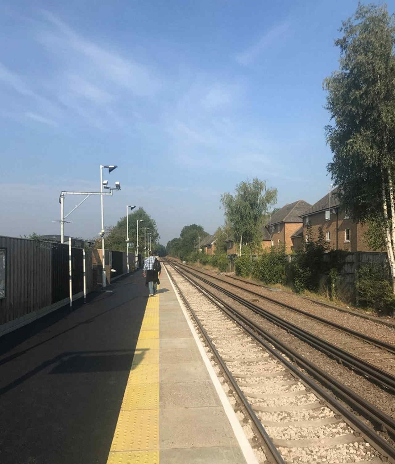 [NWR] Edenbrige station