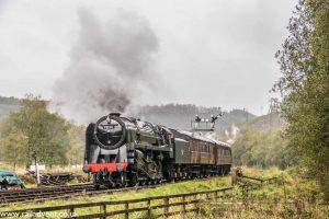 Steam locomotive 92134