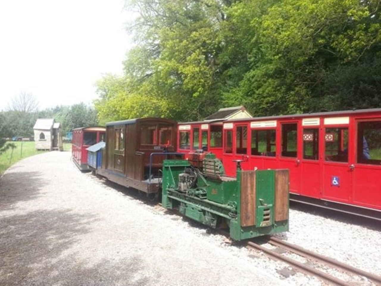 Lister locomotive