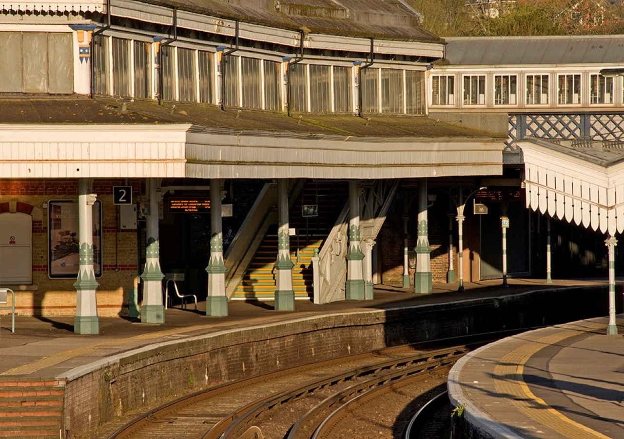 Lewes railway station