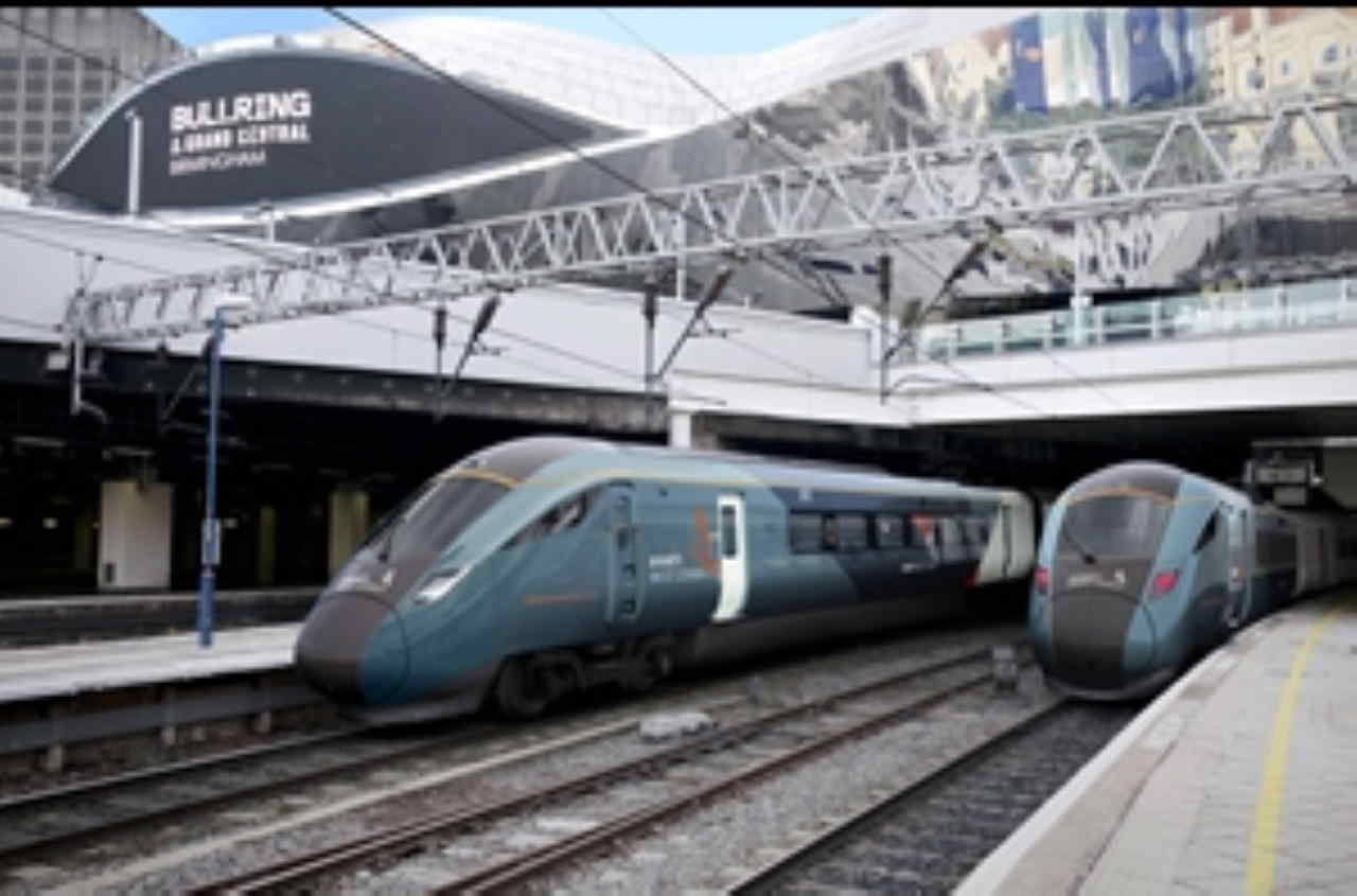 New Avanti West Coast trains