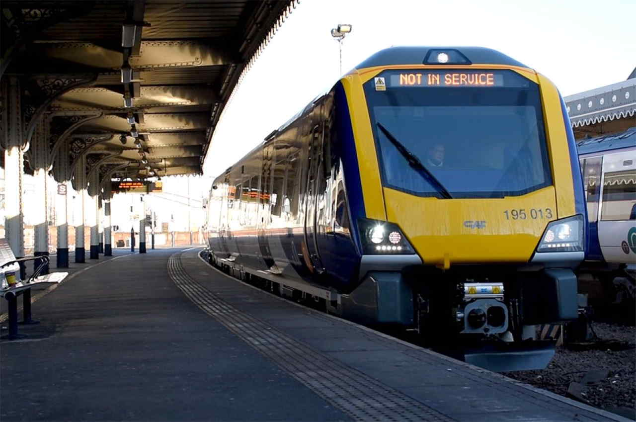 New trains for Sheffield