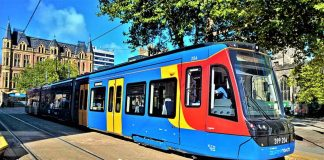 Sheffield Supertram