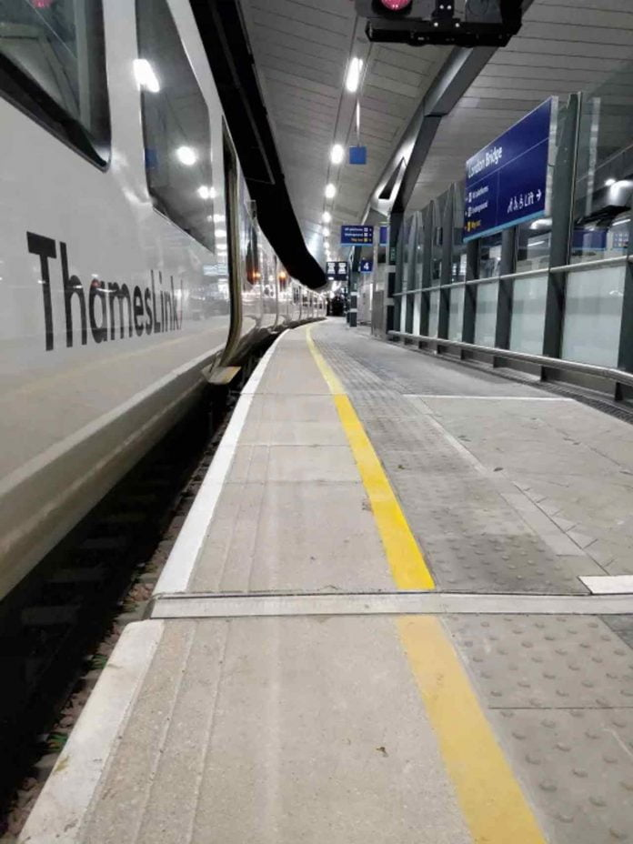 New trains between Peterborough Horsham and London