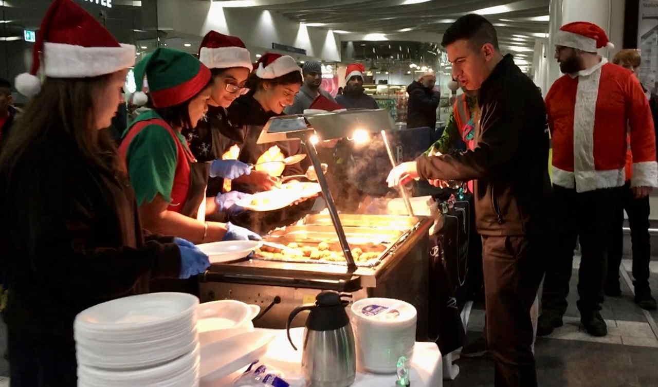 [NWR] Birmingham feed the homeless