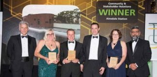 Ainsdale wins top award