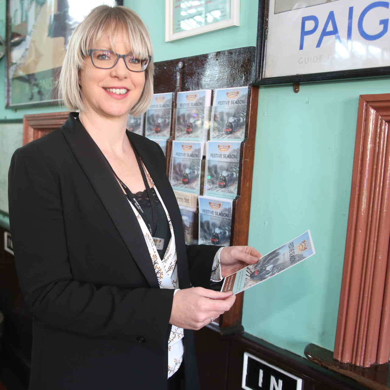NHew managing director for Severn Valley Railway