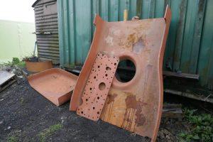 4253 Boiler Parts // Credit 4253 Locomotive Company