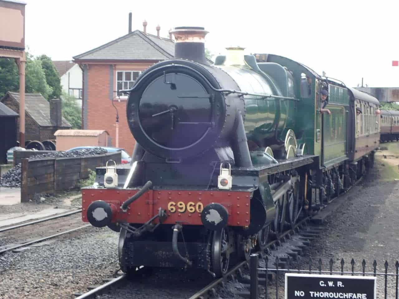 6960 at Bridgnorth
