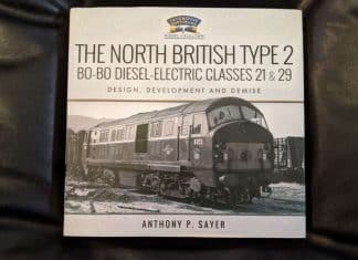 BR Class 21 and 29 Bo Bo North British Type 2