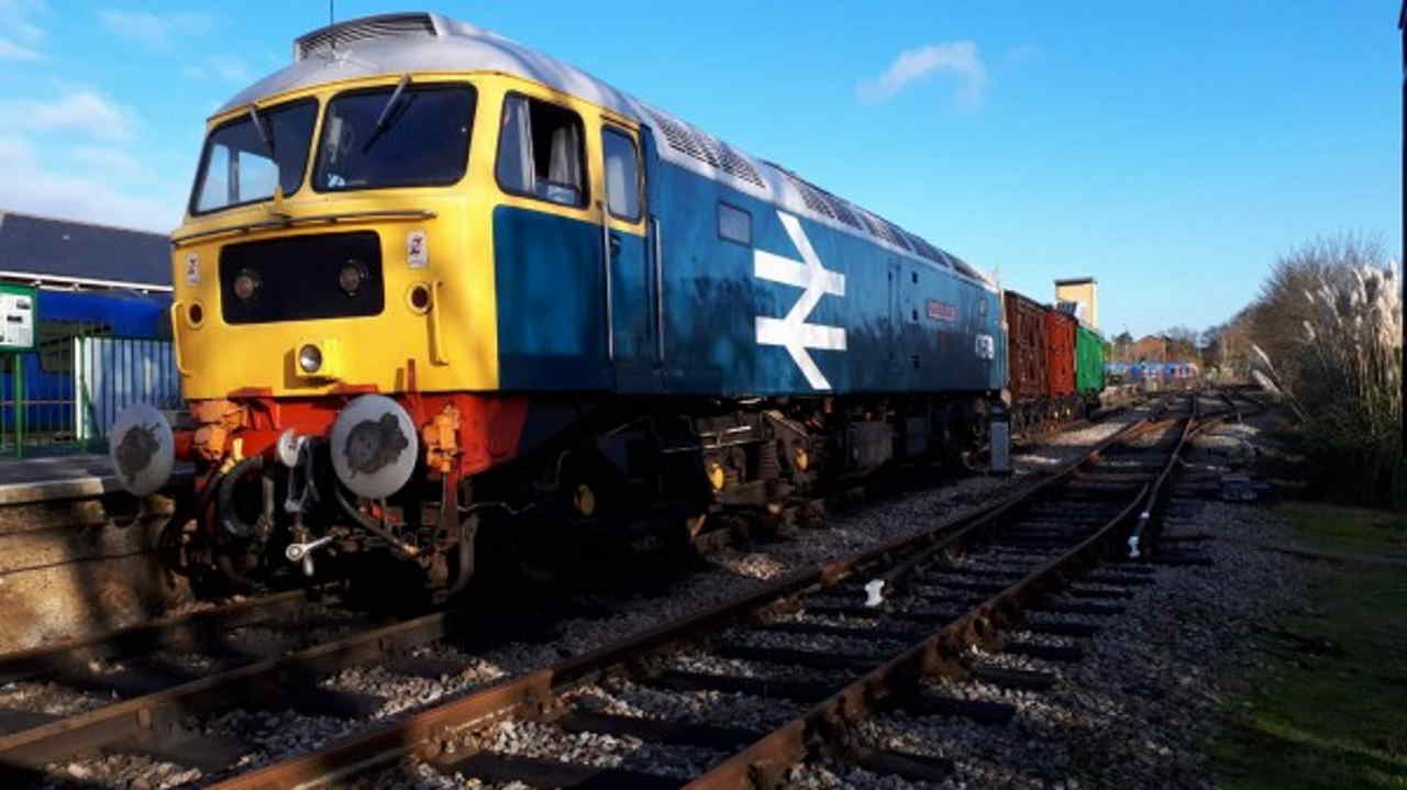 Class 47 Stock Movements at Alton