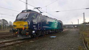 Direct Rail Services Class 88