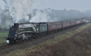 60009 Union of South Africa at Burrs Country Park
