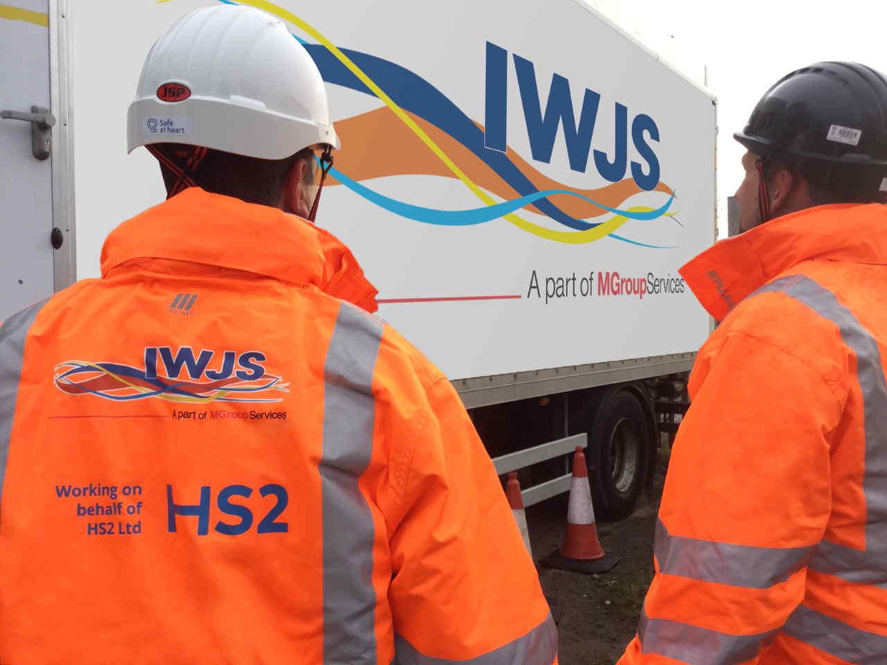 IWJS working on behalf of HS2