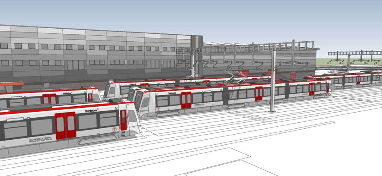 South Wales Metro