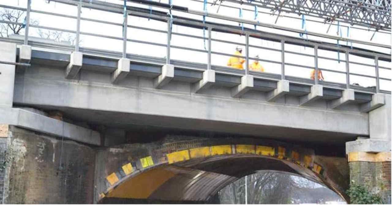 Sanderstead Road bridge