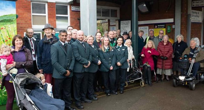 Great Western Railway Mobile Assistance Team