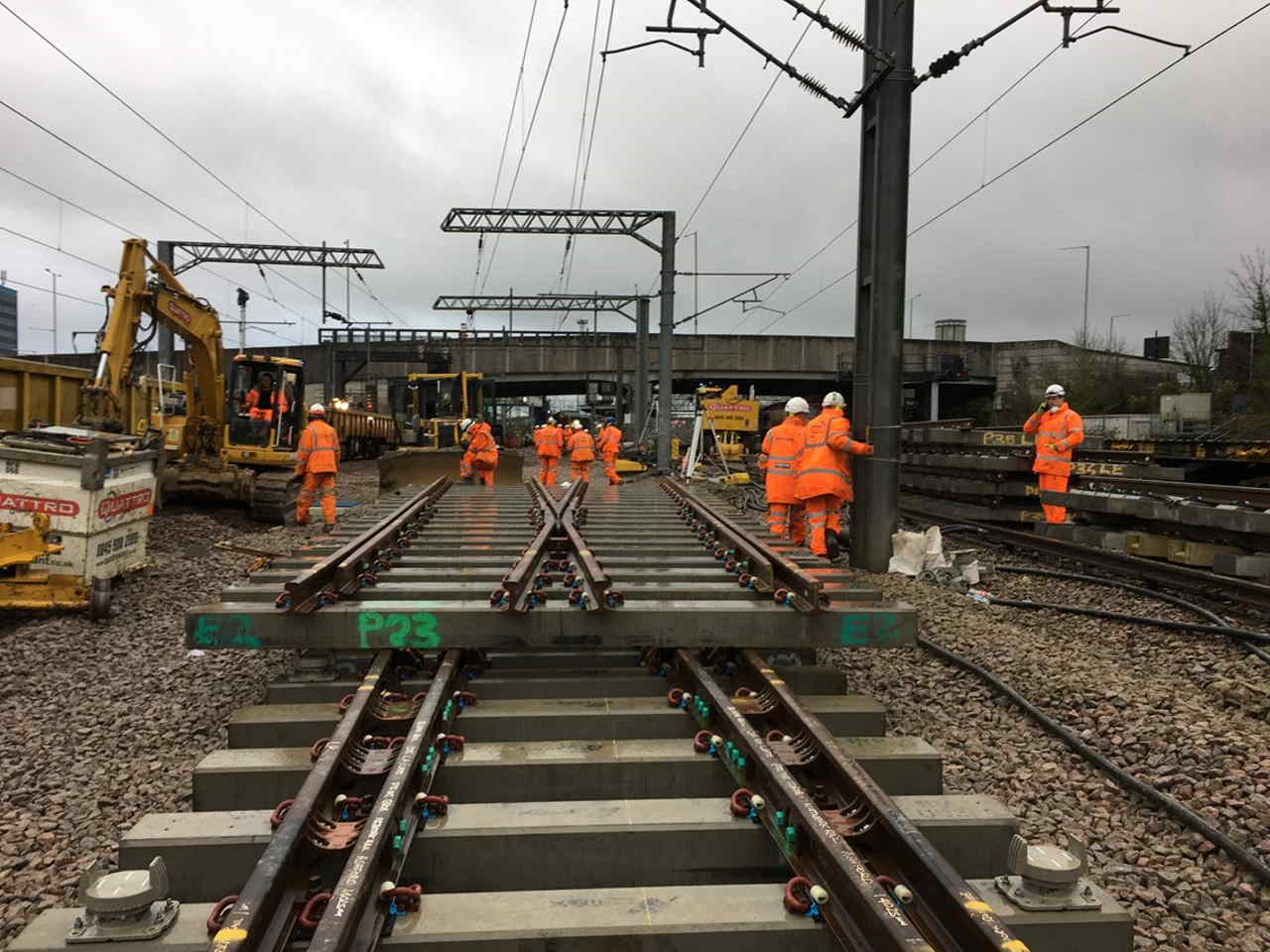 [NWR] Kent and South East London railway renewed