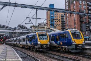 Northern 195s at Leeds