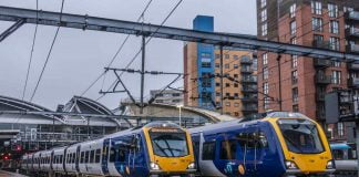 Northern 195s at Leeds
