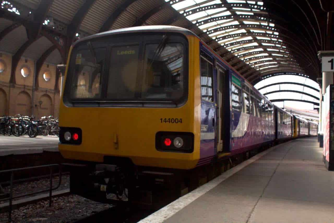 Pacer 144004 at York