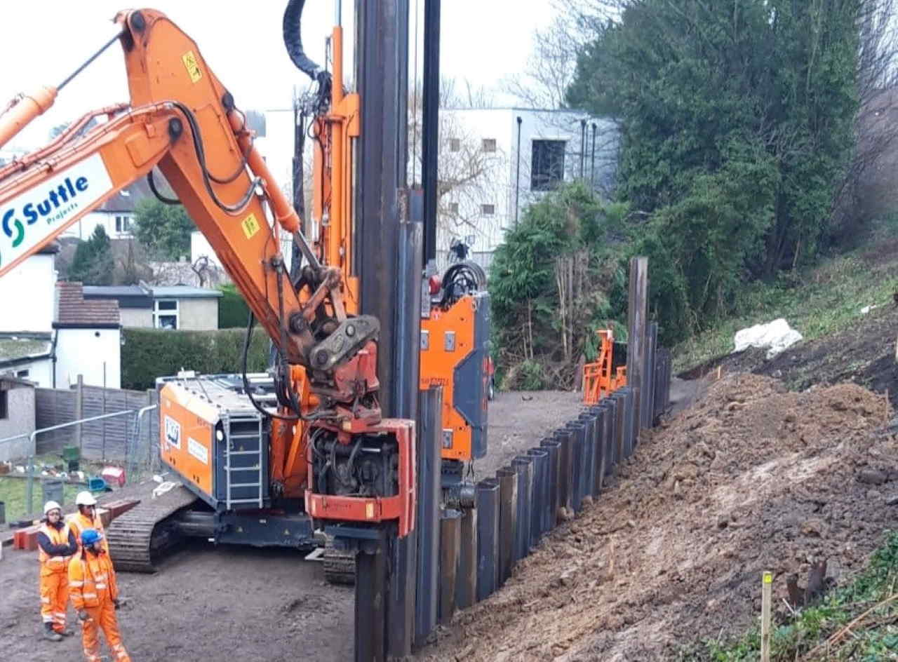 railway line to reopen near Epsom after lineslide