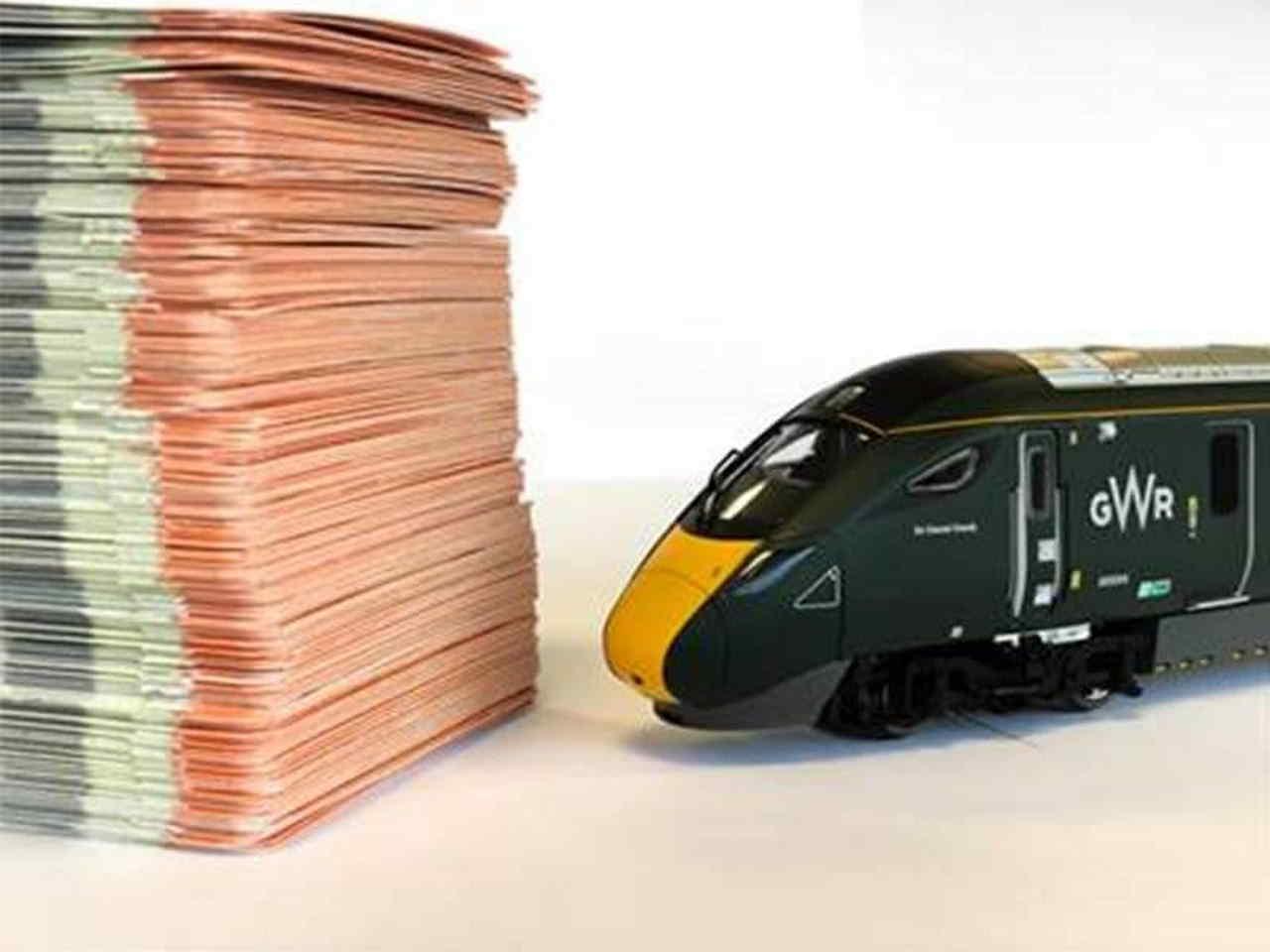 Great Western Railway Ticket Sale