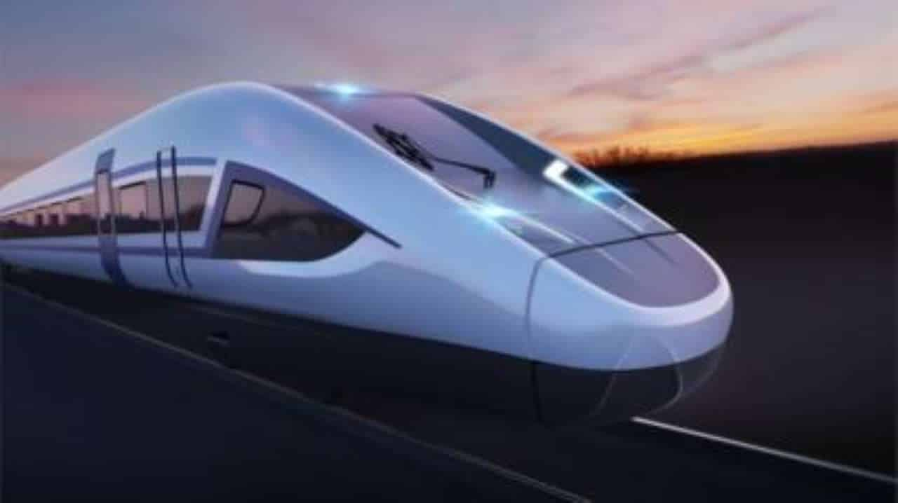 HS2 trains given green signal