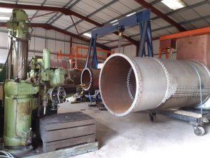 4253's Boiler Inside // Credit HBSS