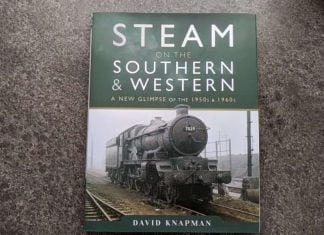 Steam on the Southern and Western book