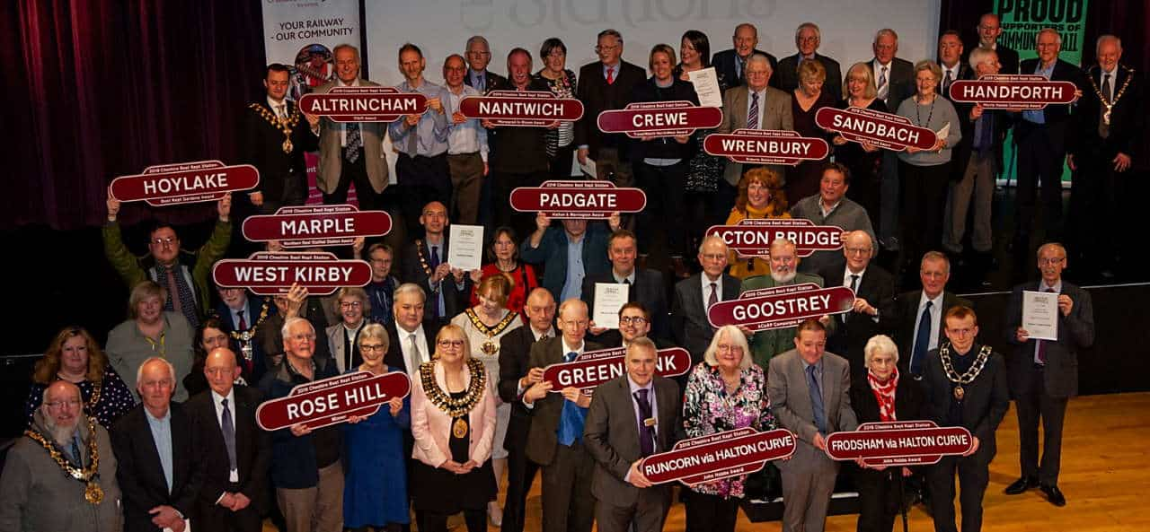 Cheshire's Best Kept Stations Awards 2020