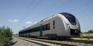 New battery electric trains for Germany